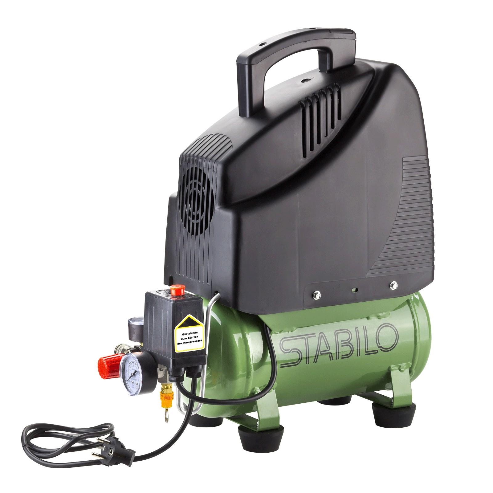 STABILO Kompressor / Kolbenkompressor 160/8/6 OF 24197
