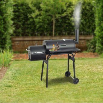 Tepro Holzkohlegrill / BBQ Smoker Grill Wichita – Bild $_i
