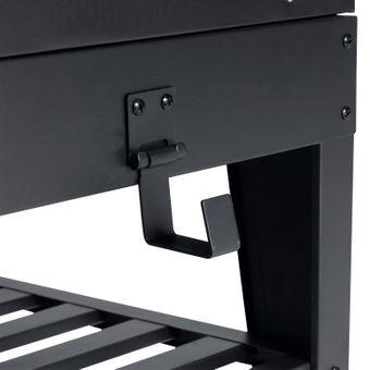 Tepro Gasgrill / Grillwagen 8 Edelstahl-Brenner Montgomery – Bild $_i