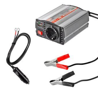 Spannungswandler 12/230 Volt 300 / 600 Watt USB – Bild $_i