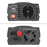 PKW Kfz Spannungswandler 12V 230V 12 Volt 300W / 600W Watt USB Wechselrichter