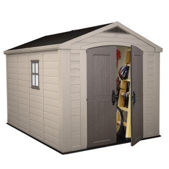 Keter Kunststoff-Gerätehaus / Gartenhaus Factor 8x11 – Bild $_i