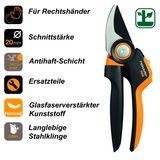 Fiskars Gartenschere PowerGear™ PX92 Rollgriff Bypass bis Ø 20 mm