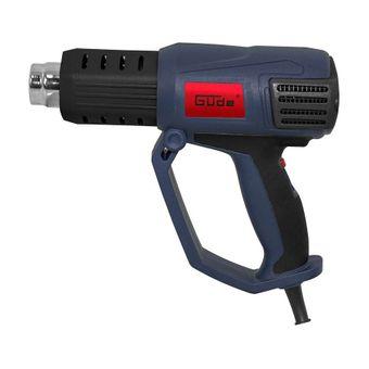 Güde Heißluftpistole Heißluftfön Heißluftgebläse Heißluftgerät HLG 600-2000 LED – Bild $_i