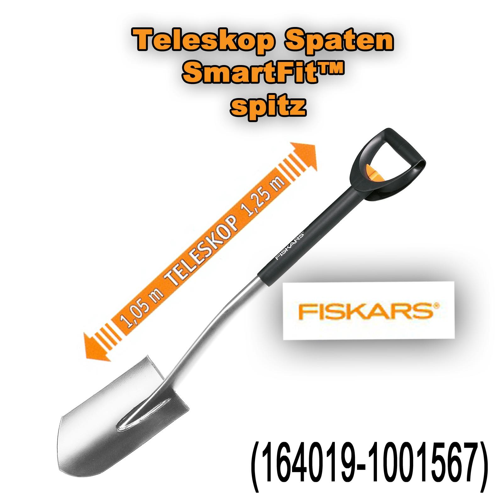 Fiskars Garten Spaten Grabgabeln SmartFit™ Ergonomic™ Auswahl 1001567