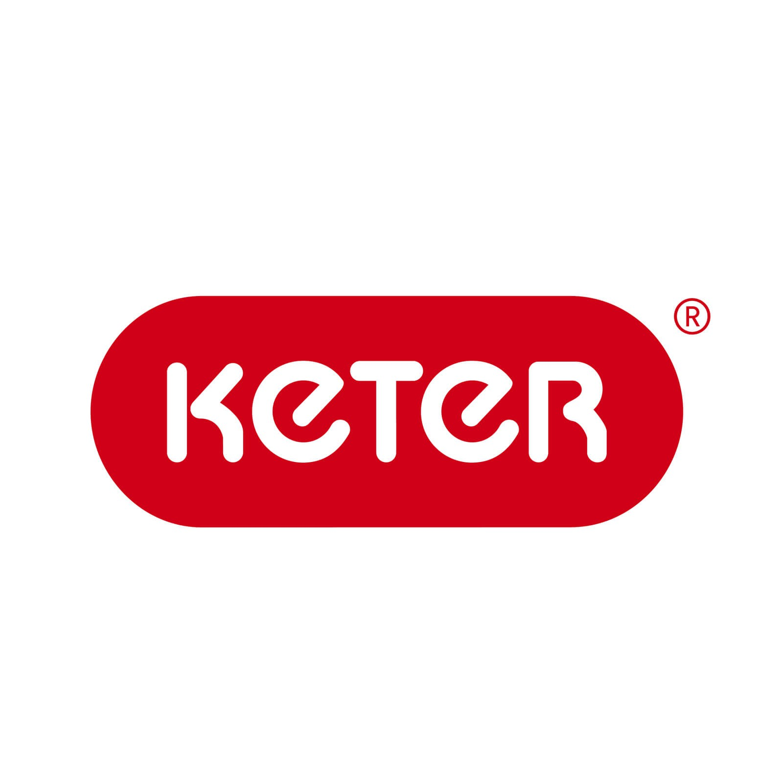 Tepro Keter Gartenhocker mit Kühlbox Cool Stool türkis 6096