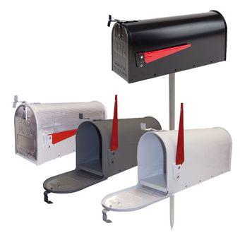 Amerikanischer Briefkasten / Standbriefkasten - Modell nach Wahl – Bild $_i