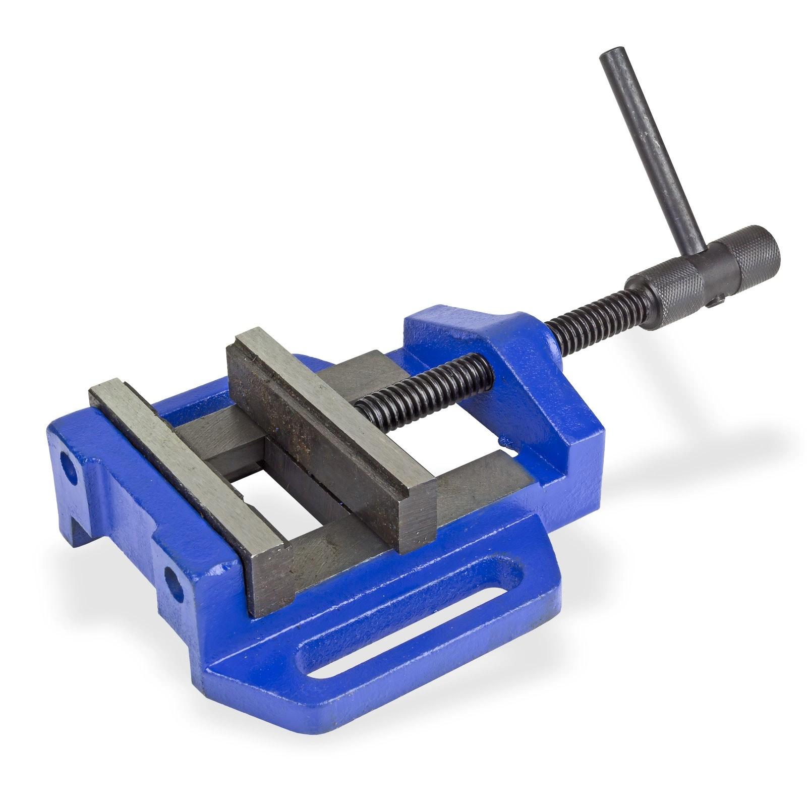 Dema Maschinenschraubstock Schraubstock Basic Tischbohrmaschine Säulenbohrmaschine var-Schraubstock