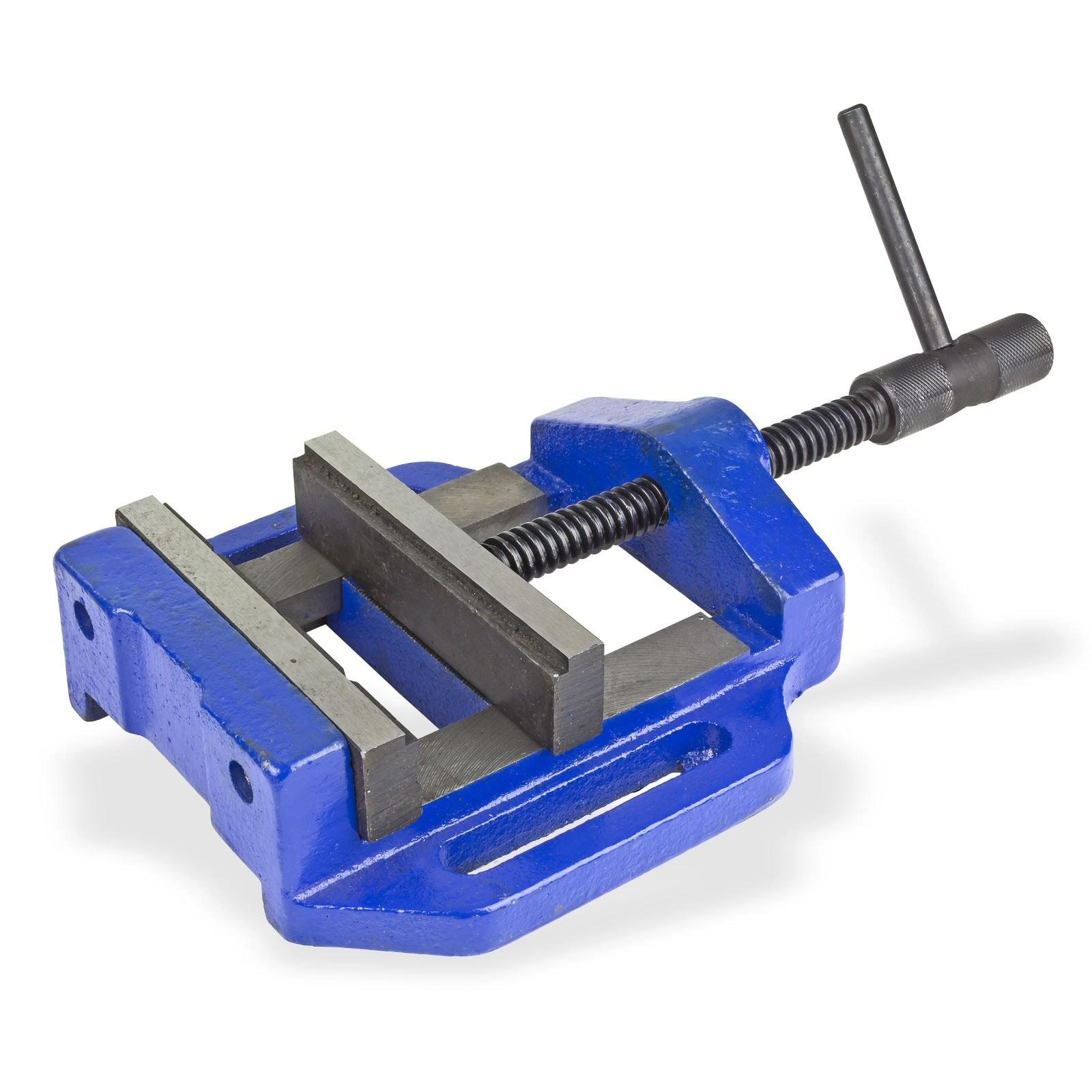 Dema Maschinenschraubstock Schraubstock Basic Tischbohrmaschine Säulenbohrmaschine 20127