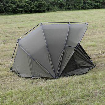 Karpfenzelt / Bivvy Angelzelt 2 Mann Campingzelt – Bild $_i