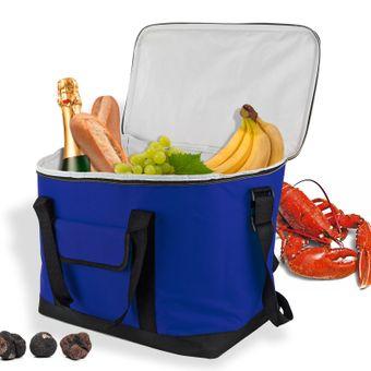 Kühltasche / Kühlbox Blau 32 Liter für z.B. Camping – Bild $_i