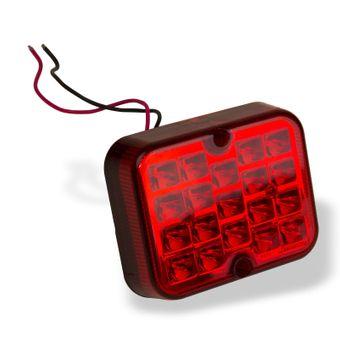 LED Nebelschlussleuchte für 69007 Stangenleuchte / Anhängerbeleuchtung – Bild $_i