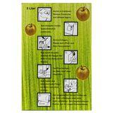 Bag in Box Karton / Faltkarton mit Apfeldekor 5 Liter