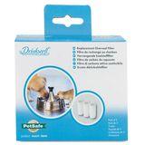 PetSafe Drinkwell Aktivkohlefilter / Ersatz Kohlefilter 3er Set