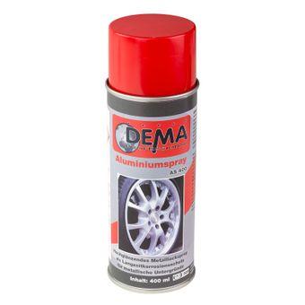 Aluminiumspray 400 ml hochglänzend – Bild $_i