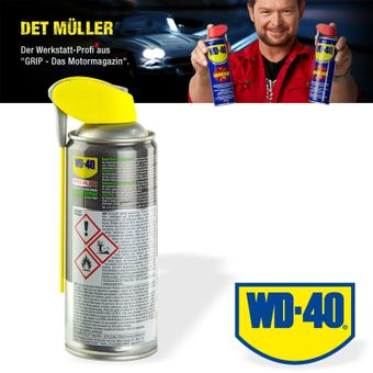 WD-40 Kontaktspray 400 ml Kontaktreiniger Kontakt Spray – Bild $_i