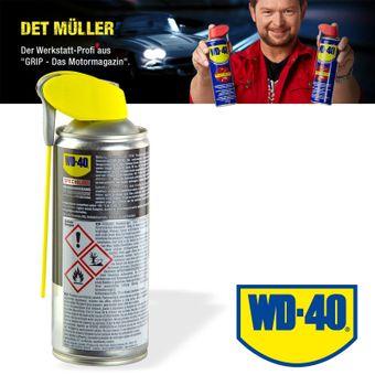 WD-40 PTFE Spray / Trocken- Gleitmittel Schmiermittel 400 ml – Bild $_i