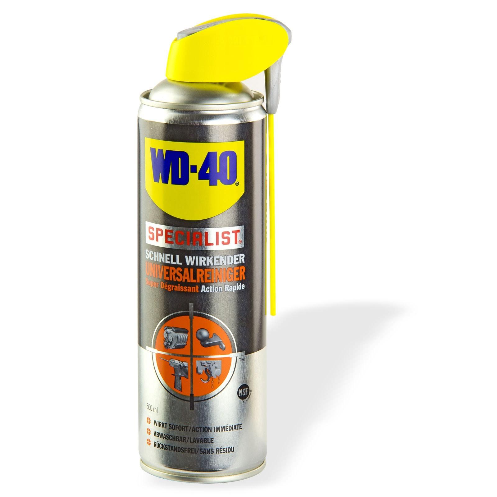 WD 40 WD-40 Universalreiniger / Sprühreiniger 500ml 21161
