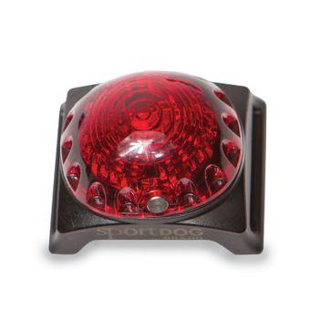 Sportdog Hundehalsband LED Anhänger - Rot – Bild $_i