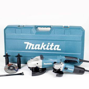 Makita Winkelschleifer / Trennschleifer Set DK0052G im Koffer – Bild $_i