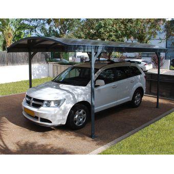 Tepro Palram Alu Carport / Einzelcarport Vitoria 5000 – Bild $_i
