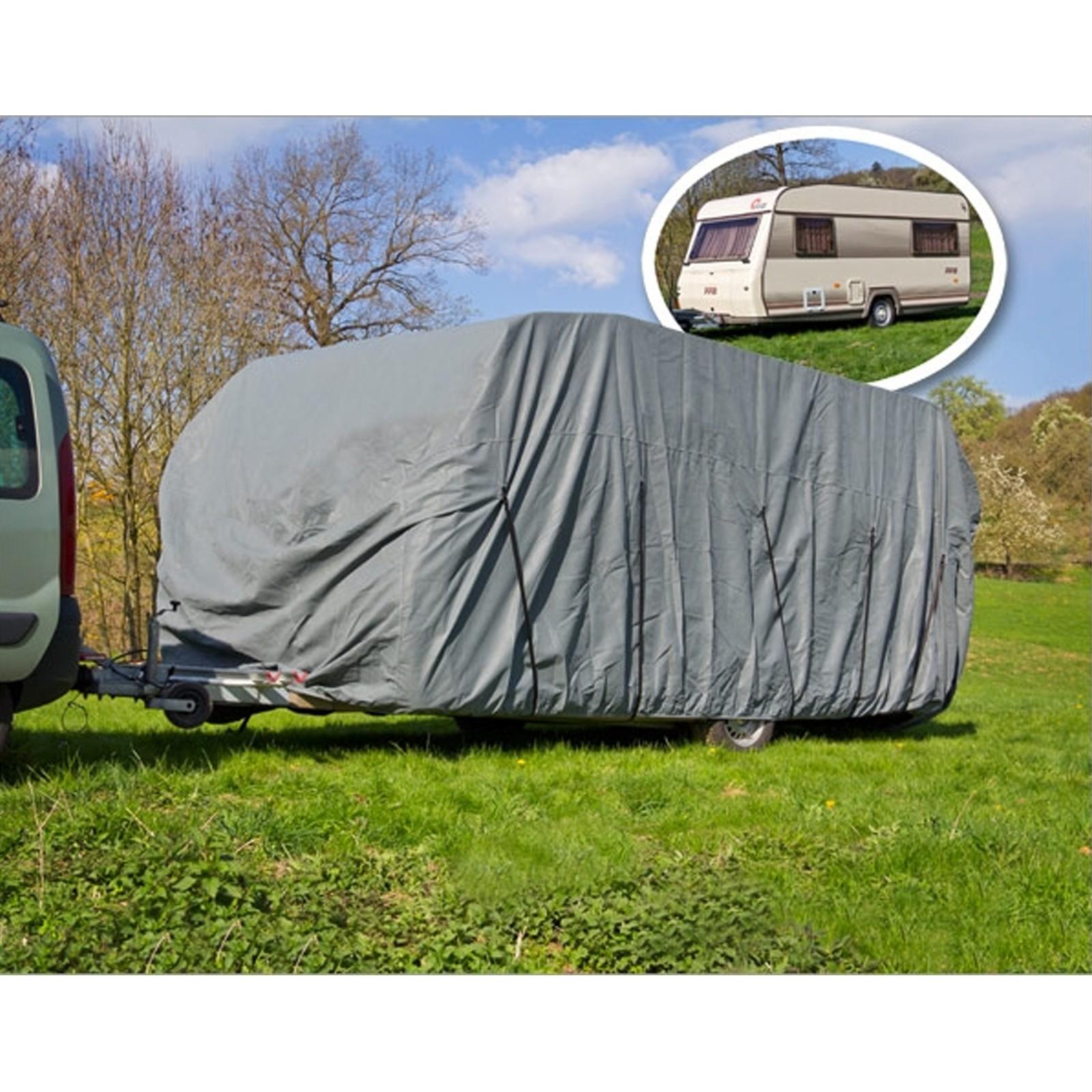 Wohnwagen-Plane Wohnmobil Abdeckplane Ganz-Garage Schutzhülle