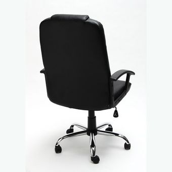 Bürostuhl / Chefsessel Chrome – Bild $_i