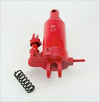 Zylinder für Motorradhebebühne 450 kg Art-Nr. 24351 – Bild $_i