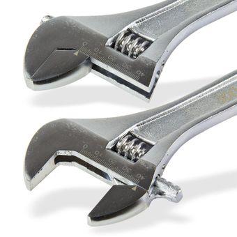 Rollgabelschlüssel / Schraubenschlüssel Engländer 300 mm – Bild $_i