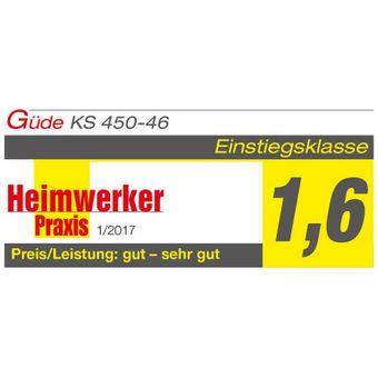 Güde Kettensäge / Motorsäge 2 kW Schwert 50,5 cm KS 450-46 – Bild $_i