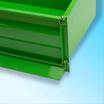 Heckcontainer / Kippmulde L 150 cm mechanisch – Bild $_i