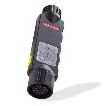 Prüfstecker / Beleuchtungstester für Anhänger 12 V / 13 polig – Bild $_i