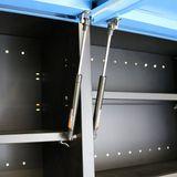 Güde Werkstatt Wandschrank / Hängeschrank GWS 2-Türig