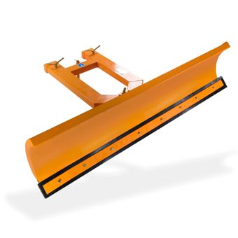Schneeschieber für Stapler / Gabelstapler 1,5 m / 150 cm – Bild $_i