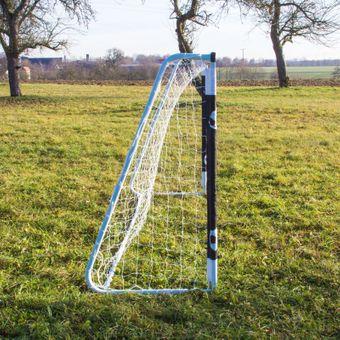 Garten Fußballtor mit Netz 300x90x160 cm Turin – Bild $_i