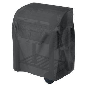 Tepro Abdeckhaube für Grillwagen klein, schwarz – Bild $_i