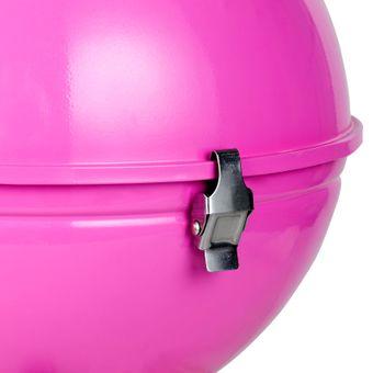 Tepro Mini Holzkohlegrill / Kugelgrill Crystal pink Ø 29cm – Bild $_i
