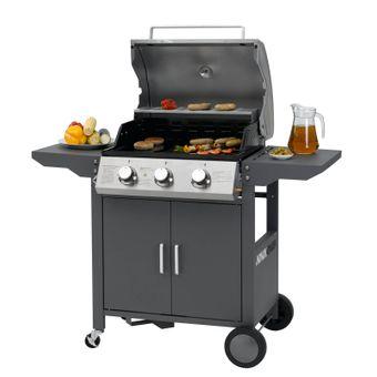Tepro Gasgrillwagen / Barbecue Gasgrill Westmont