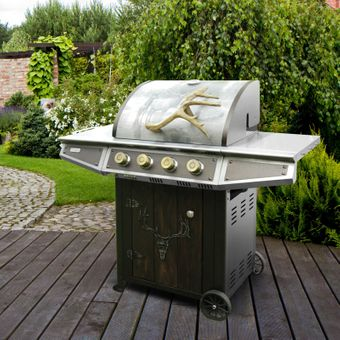 Tepro Gasgrill / Grillwagen Hunter Valley – Bild $_i