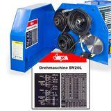 Drehmaschine / Drehbank BV20L