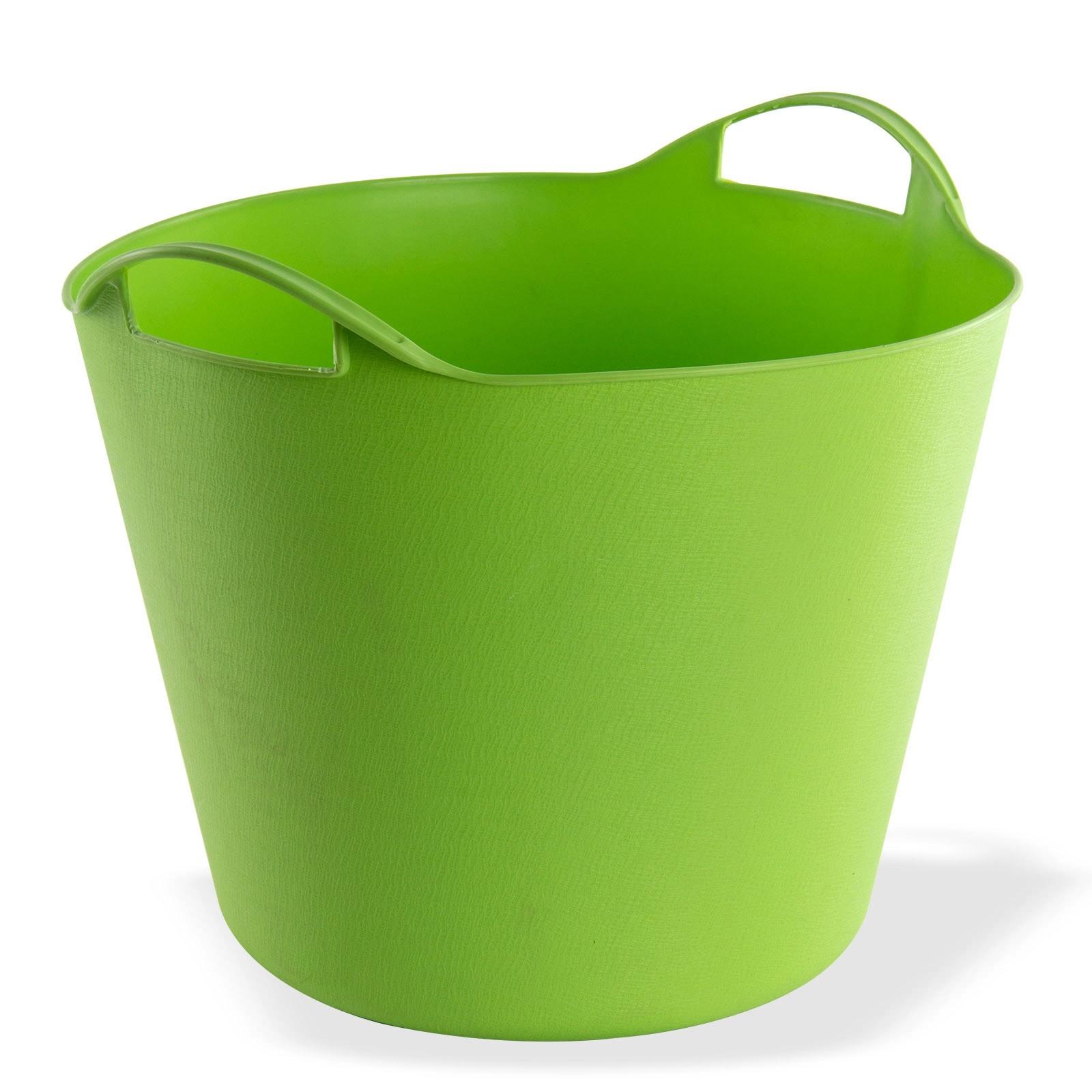 Dema Multikorb Eimer flexibel 25 Liter grün 15140