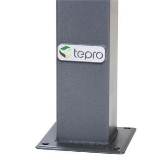 Tepro Pavillon / Gartenpavillon 3x3 Lehua lavendel – Bild $_i