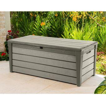 Keter Auflagenbox / Kissentruhe Brushwood Box 455 Liter – Bild $_i