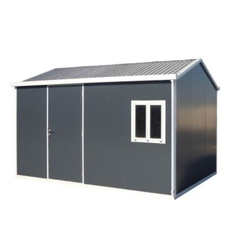 Tepro Metallgerätehaus / Gartenhaus Cabana 10x13 – Bild $_i