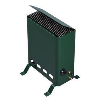 Tepro Gewächshausheizung / Gasheizung mit Thermostat 2kW