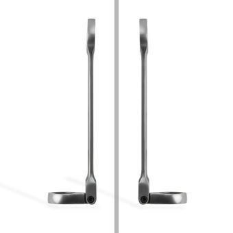 Gelenk- Ratschenringschlüssel / Maul-Ratschenschlüssel 6 mm – Bild $_i
