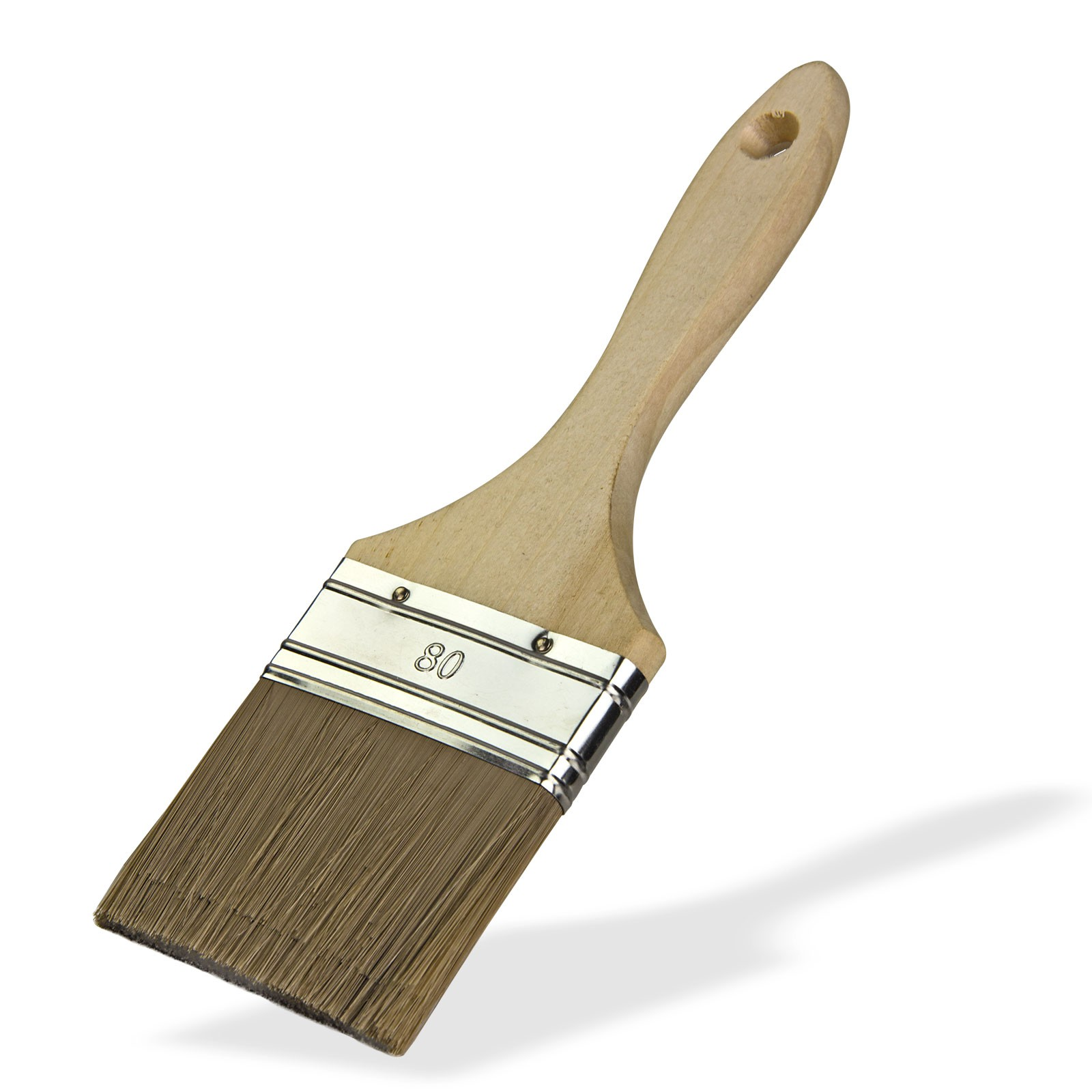 Dema Lasurpinsel Malerpinsel Pinsel Flachpinsel 80mm Lackpinsel Malerbedarf 15327