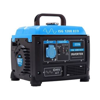 Güde Inverter Stromerzeuger / Notstromaggregat ISG 1200 Eco – Bild $_i