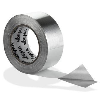 Aluminium Rolle / Alu Klebeband 50 mm x 50 m