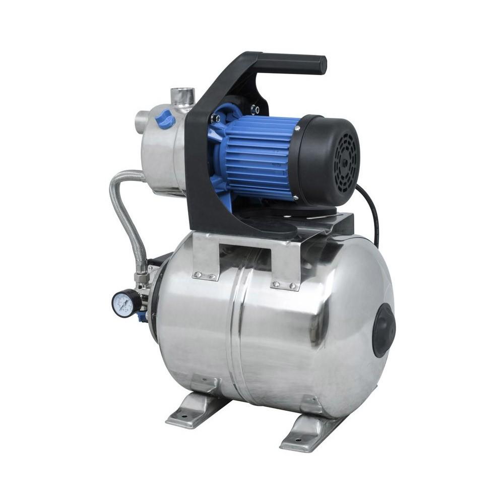 Güde Hauswasserwerk HWW 1000 E mit 19l Druckkessel Wasserwerk Pumpe Automat Haus 94637